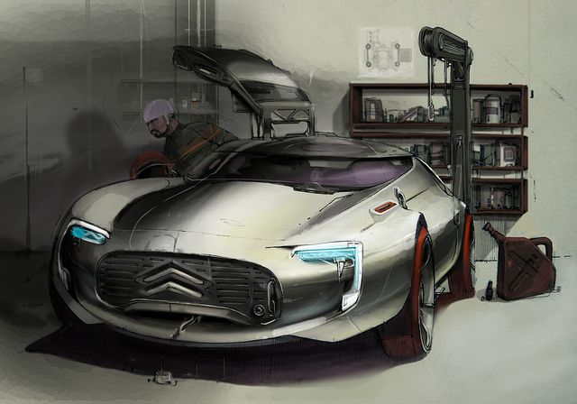 C9 Concept Car Citroen New Hip Hop Beats Uploaded EVERY SINGLE DAY  http://www.kidDyno.com