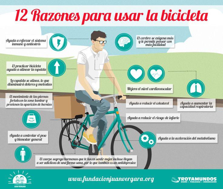 49 best images about infograf as on pinterest diabetes un and salud - Beneficios de la bici eliptica ...