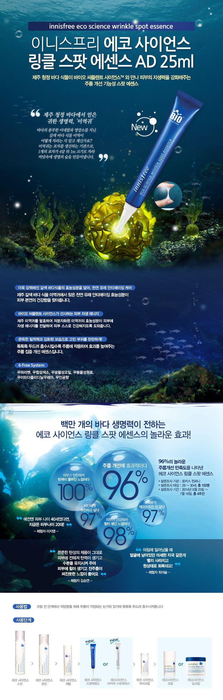 Natural benefit from Jeju, innisfree