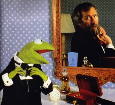 Jim Henson & Kermit