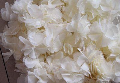 8Yd / серия 13 цвет 3D шифон цветы кружевной ткани, Ручной цветок свадебные букеты обувь цветок корсаж свадебные аксессуары RS320купить в магазине Helen JiangнаAliExpress