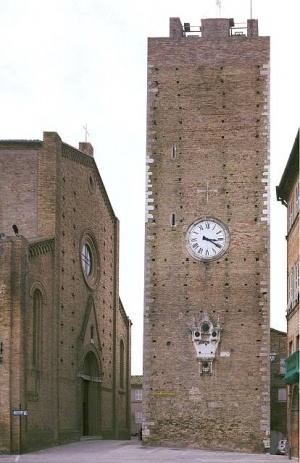 Torre gerosolimitana a SantElpidio a Mare #InvasioniDigitali giovedì 25 aprile dalle ore 16:00 alle ore 19:00 Invasore: SEMusei
