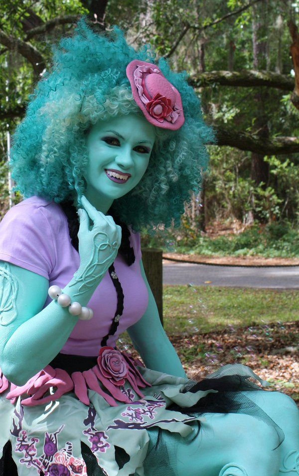 Honey Swamp cosplay, monster high by cimmerianwillow.deviantart.com on @DeviantArt