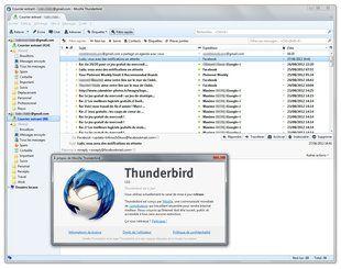 Mozilla Thunderbird 15