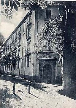 Hotel Washington Irving