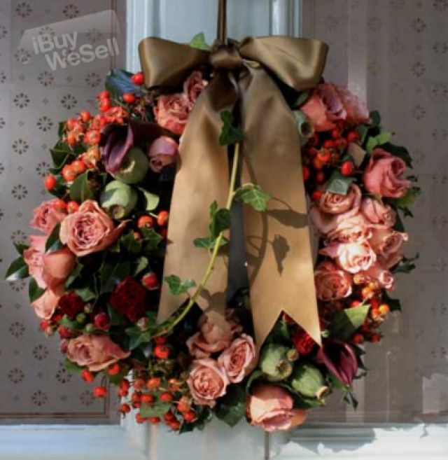 http://www.ibuywesell.com/en_AU/item/Lovely+Christmas+Wreath+Canberra/69205/