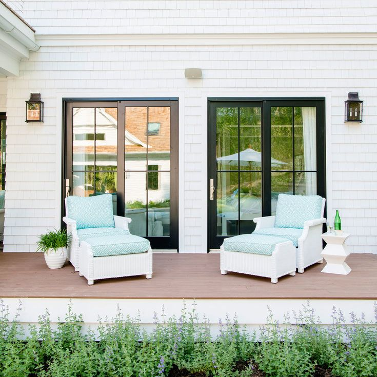 Step Outside - 2016 Hamptons Showhouse Sneak Peek - Coastal Living