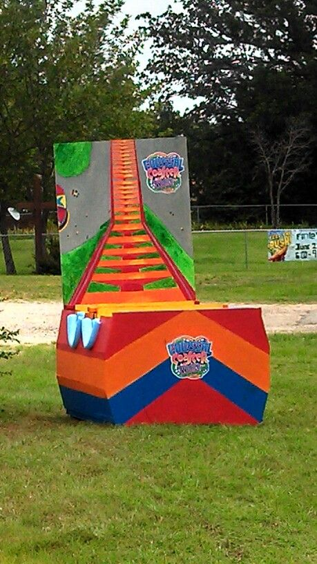 VBS 2013 colossal coaster world roller coater