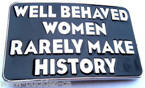 :-)Belts Buckles, Well Behaved, Marilyn Monroe, Funny, So True, Favorite Sayings Quotes, Favorite Quotes, Behaved Women, True Stories