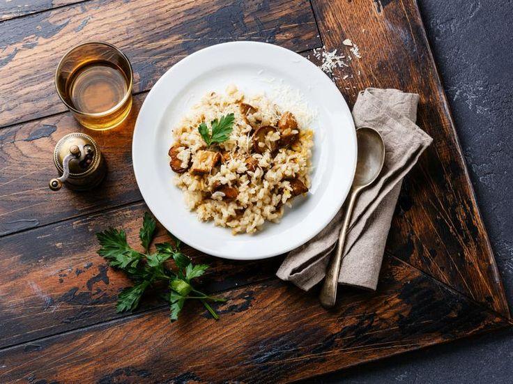 50 recettes de risotto hyper faciles