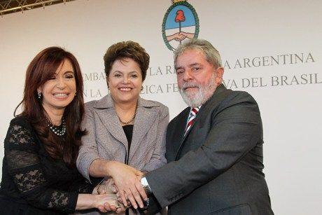 Equipe de Cristina Kirchner saqueou prédios públicos antes de sair do governo