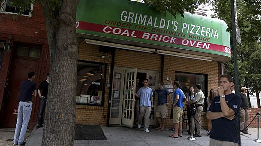 New York City: 10 Things to Do — 4. Grimaldi's Pizzeria - TIME