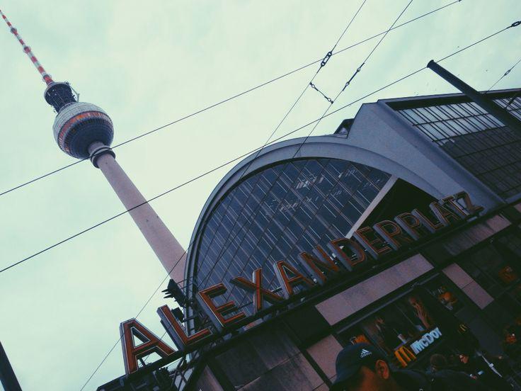 Alexanderplatz, Berlin, DE