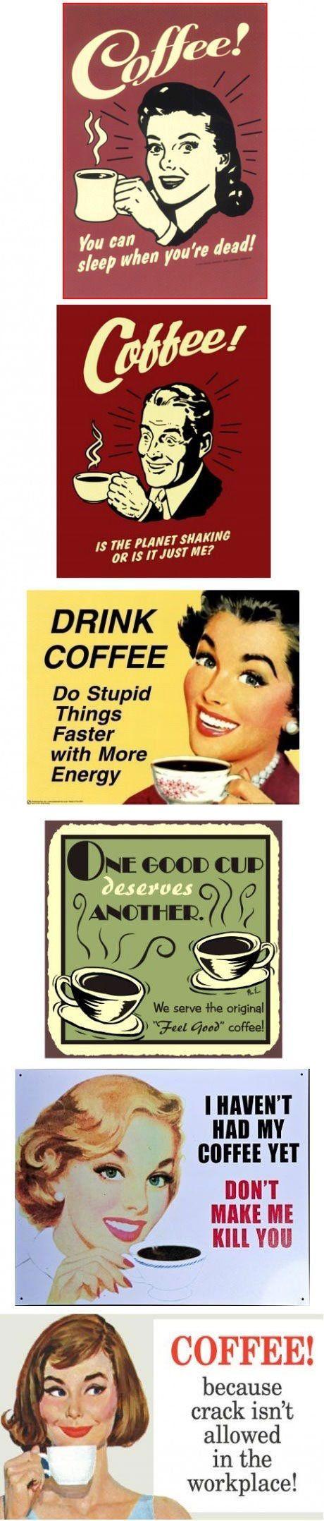 How I feel every morning!