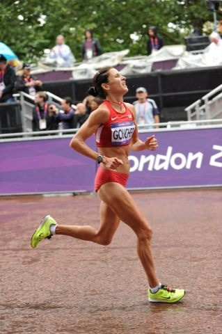 Kara Goucher, Olympics 2012. #idol #runner