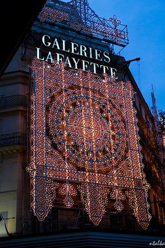 Christmas in Paris 2011