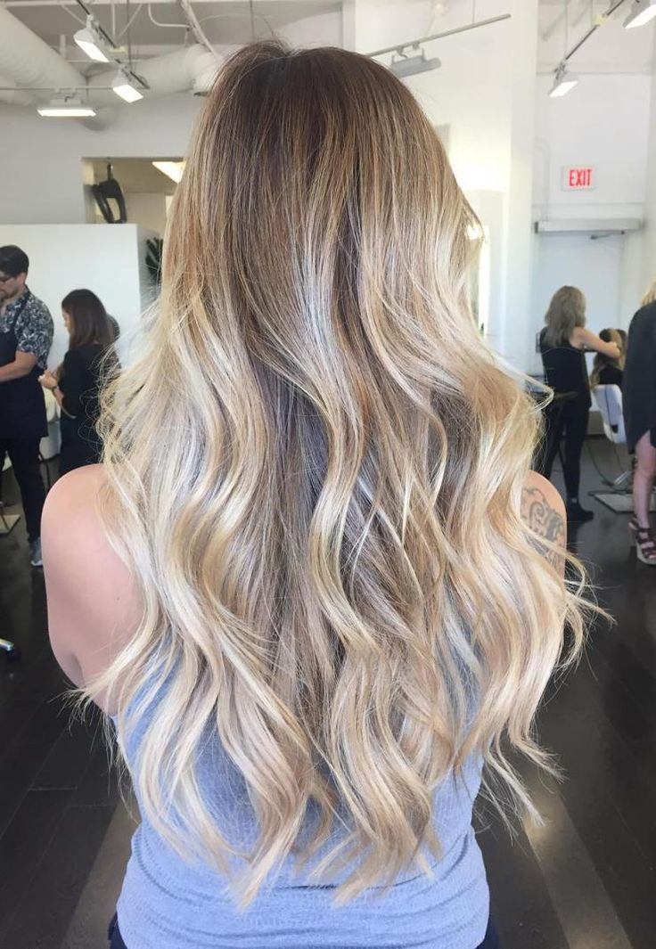 1000+ ideas about Brown Blonde Balayage on Pinterest