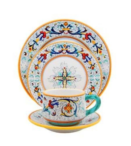 Ricco by Deruta  sc 1 st  Pinterest & 32 best Ceramics from Deruta Italy images on Pinterest   Italian ...