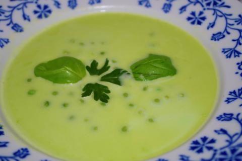 Jak uvařit výbornou hráškovou polévku   recept