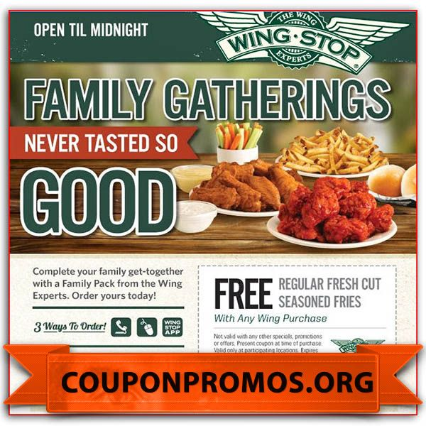 wingstop in store coupons