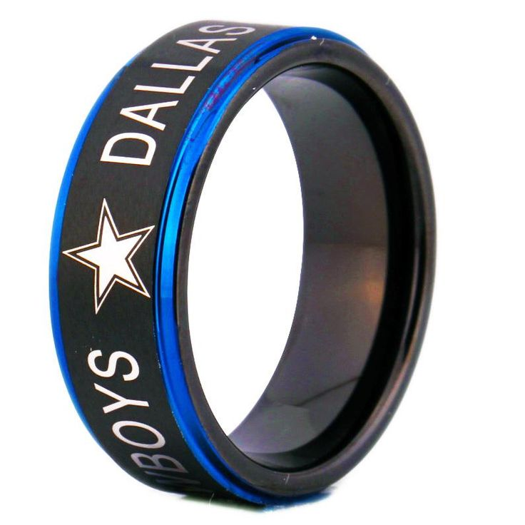 Dallas Cowboys NFL Band Ring