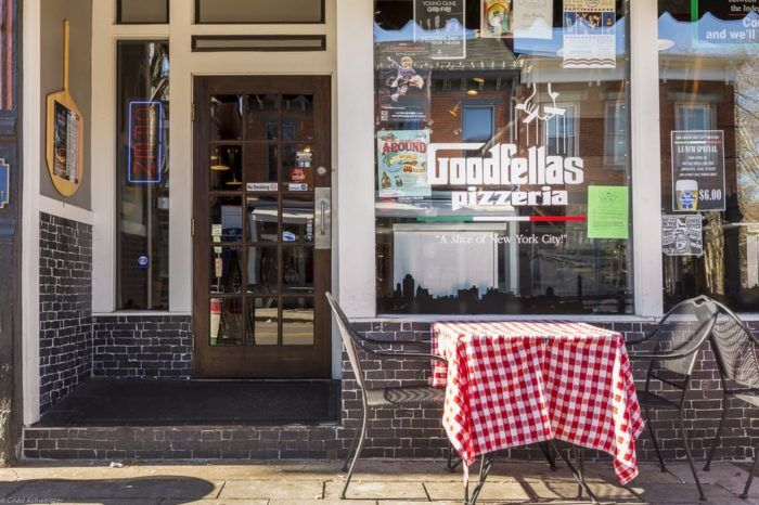 2. Goodfellas Pizzeria, Lexington and Covington
