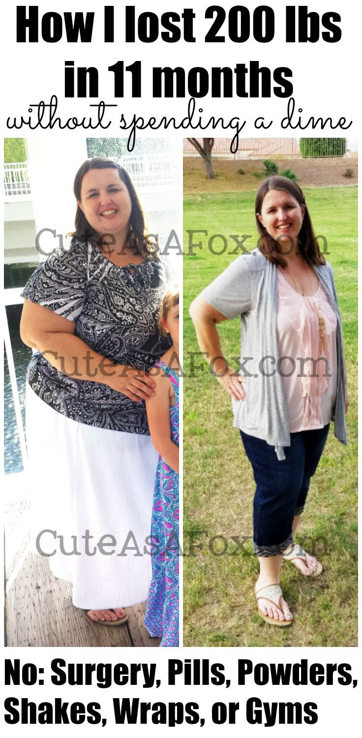 Read the story of how I lost 200 lbs in 11 months without surgery, shakes, pills, wraps, gyms.