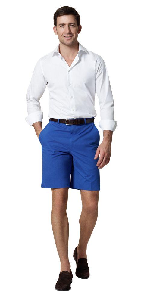Das Outfit für die heißen Tage