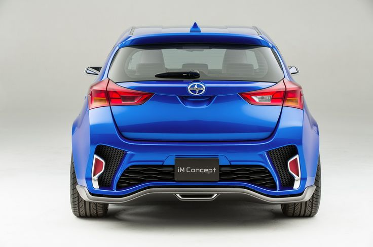 Scion iM Concept - New Toyota Cars 2015 2016