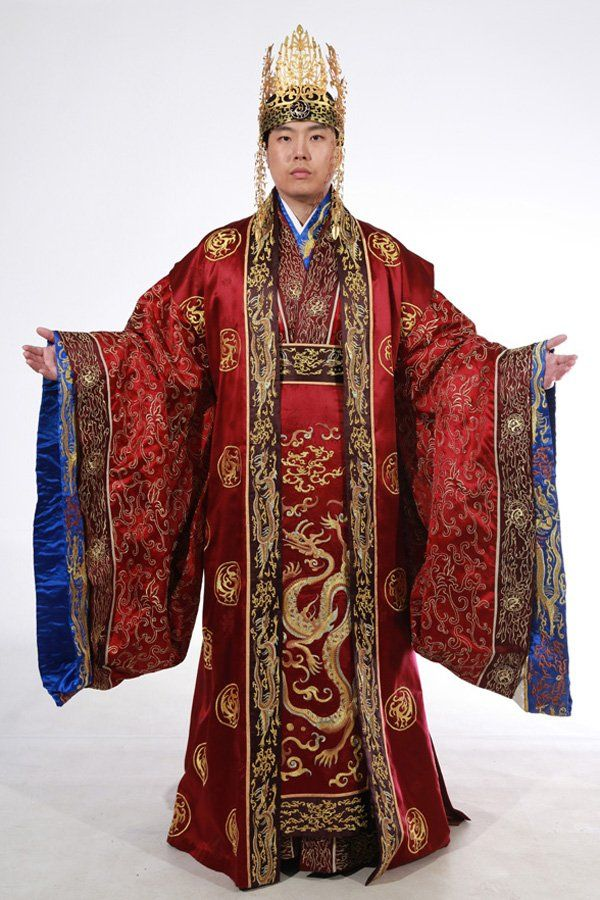 костюм китайских императоров картинки комнат