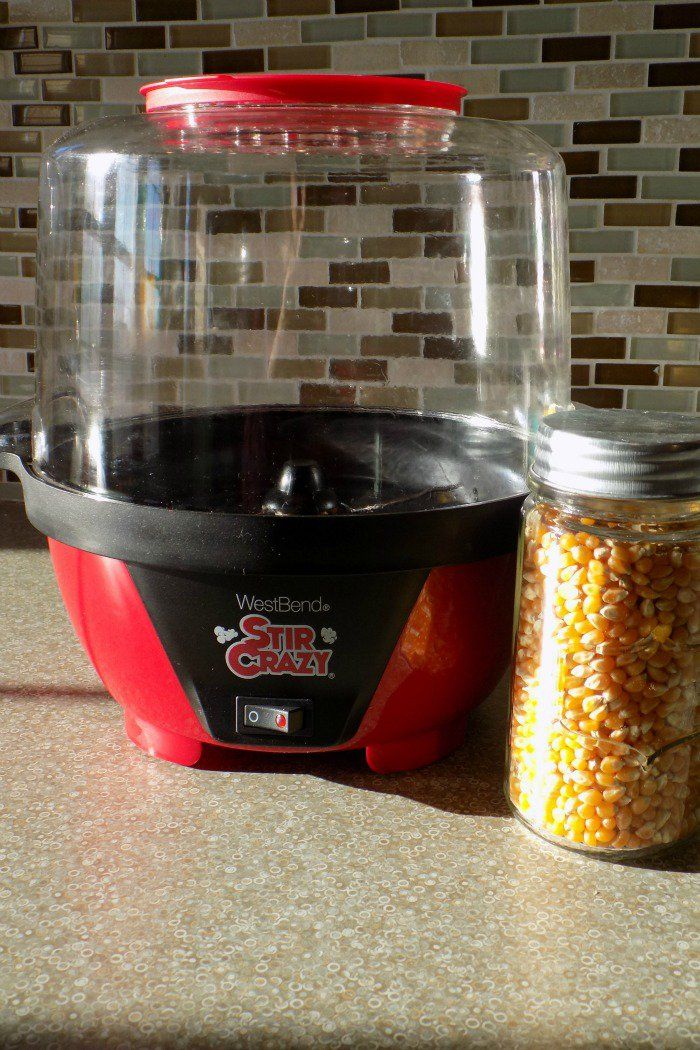 Looking for a popcorn popper your whole family will enjoy? Here's why this family of 8 chose the WestBend Stir Crazy Popcorn Machine for family movie nights