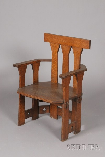 Gustav Stickley - early 20th century