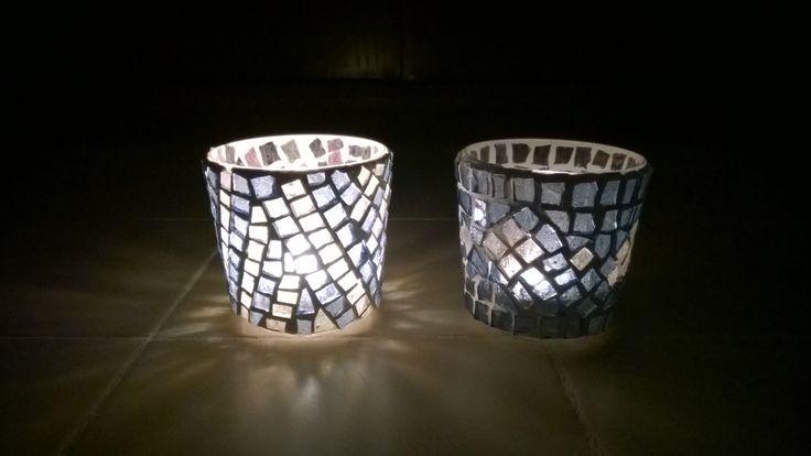 Mozaik mumluk , daylights