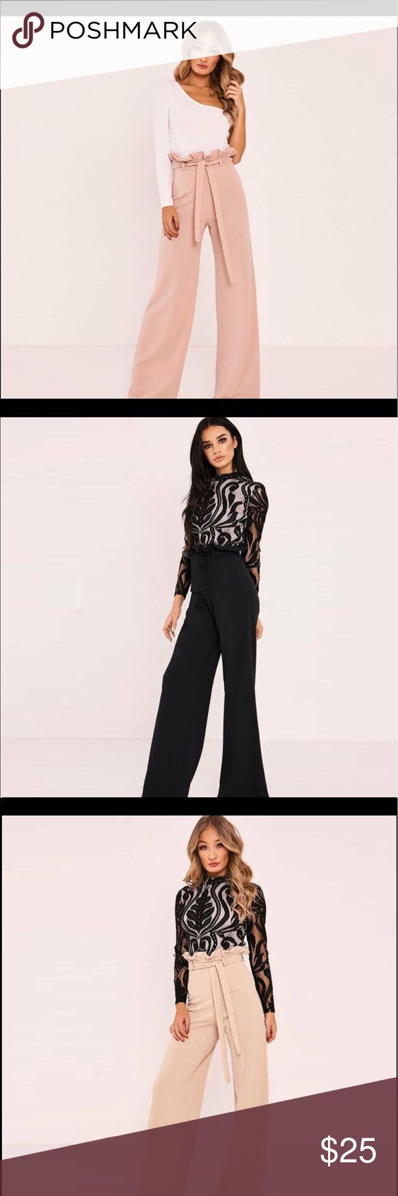 🍑Coming Soon🍑 women's wide leg trouser Brand new. 🗣Available in S,M,L,1X 🤗🤗💋 pre-order now!!! Jeans Flare & Wide Leg