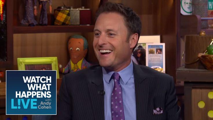 'The Bachelor' Host Tells All - Chris Harrison Spills the Tea | WWHL