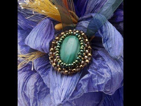 Sarubbest: bracciale ed orecchini con tecnica RAW, perline rocailles e perle in vetro economiche - YouTube