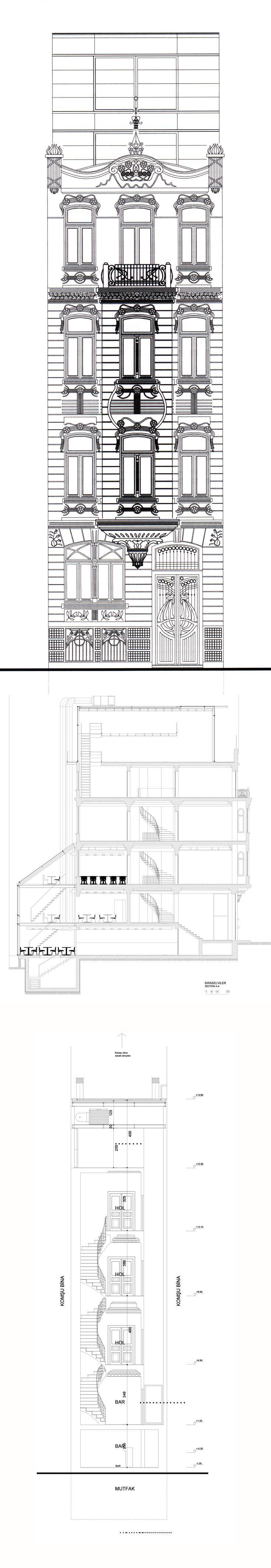 #gad #architecture #gokhan #avcioglu #istanbul #turkey #turkiye #mimarlik #office #design #restaurant #interior #taksim