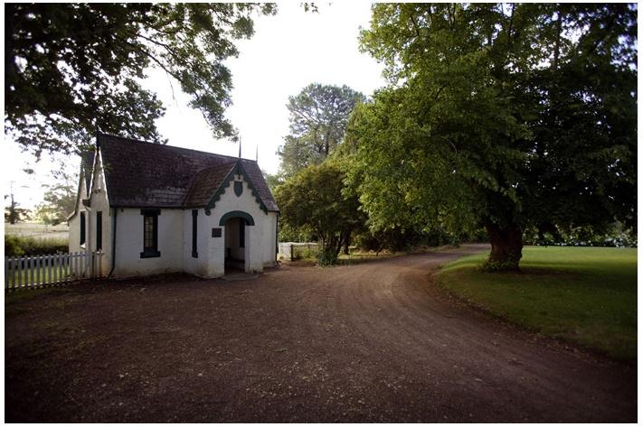 Entally House (National Trust), Hadspen