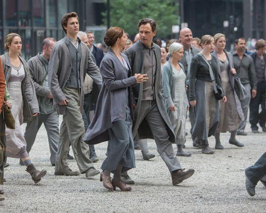 Divergent movie still