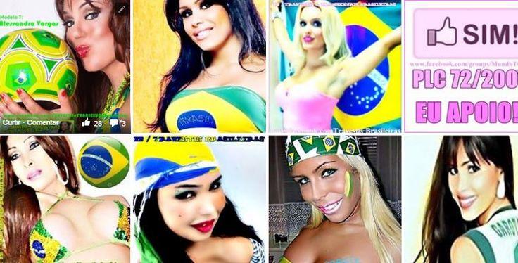 Página Travestis e Transexuais Brasileiras chega a 50 mil likes no Facebook: http://mundot-girl.blogspot.com.br/2016/11/pagina-travestis-e-transexuais.html