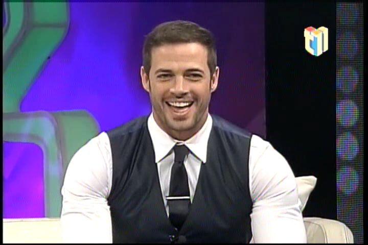 """Entrevista A William Levy Con """"La Diva"""" Milagros Germán En Chévere Nights #Video"""