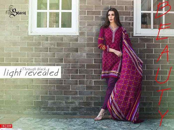 Riwaj Lawn 2016 Catalogue with price | Riwaj Lawn 2016 . Shariq Textile has provided huge variety and pure fabrics collection for the summer season