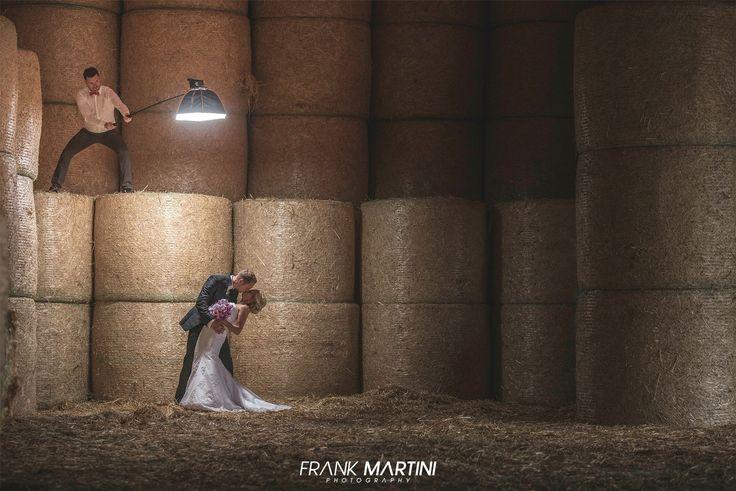 Hochzeitsfotos mit Trauzeuge - sehr witzig - fun