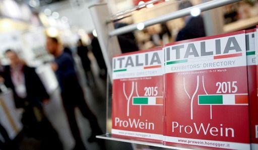 Italian Exhibitors' directory -- ProWein Messe Düsseldorf