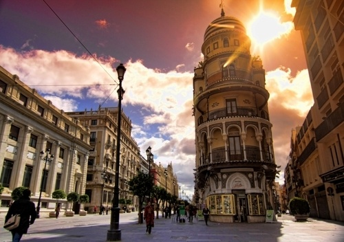 Sevilla..