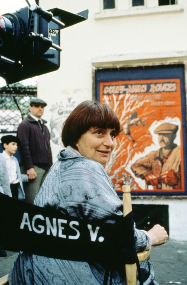 Agnes Varda Frm bd: F I L M Director