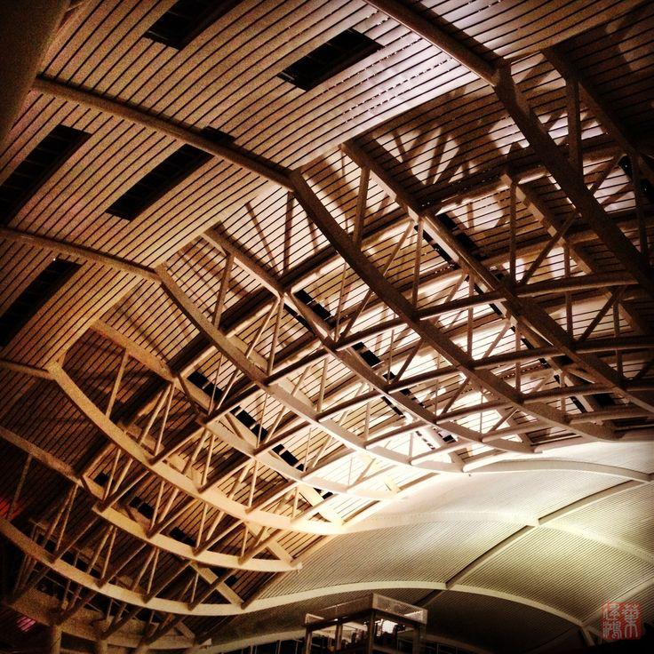 Ceiling @ International Arrival, Ngurah Rai International Airport