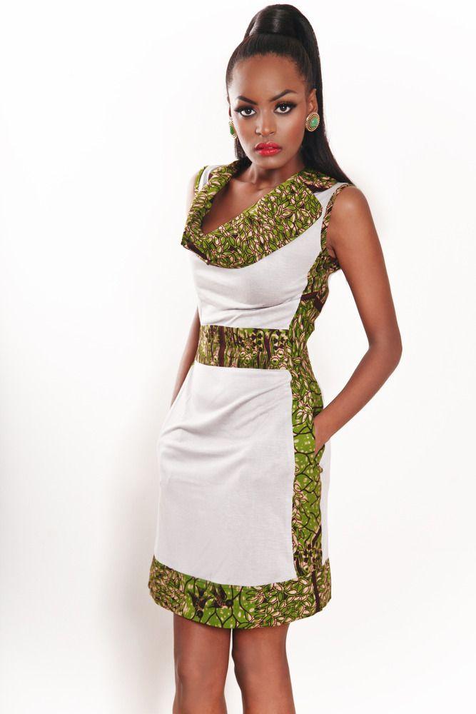 Image of Jessy Dress #African #Fashion
