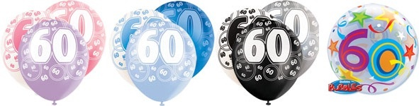 60th Birthday Party Ideas & Decorations | 60th Gift Ideas #60th_birthday #party_ideas #decorations #party