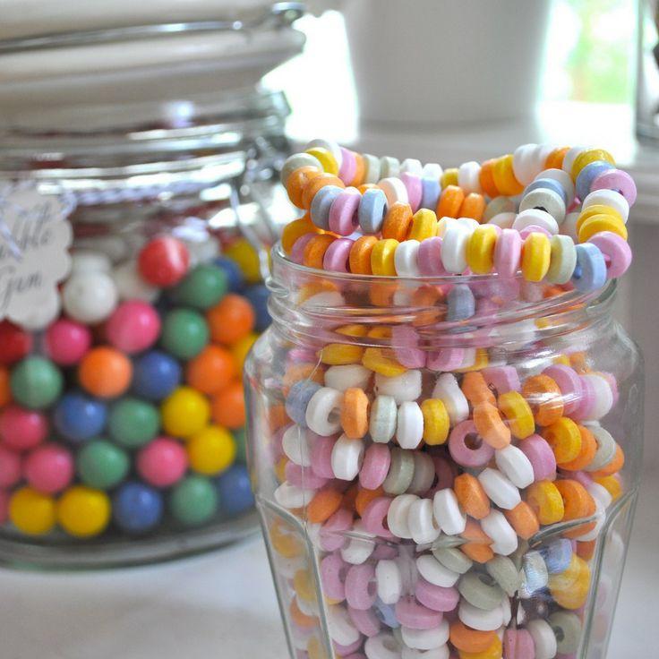 Colliers de bonbons !